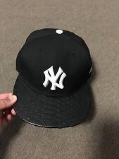 New Era New York Yankee Snake Skin Snap Back