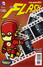 THE FLASH #27 Variant Scribblenauts Unmask New 52 DC 1st Print Near Mint to NM+