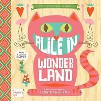 Little Master Carroll: Alice in Wonderland: A BabyLit Color Primer: A Babylit(r)