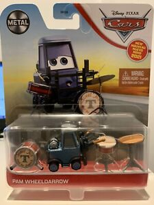 Disney Pixar Cars - Pam Wheeldarrow 2021 Radiator Springs  Die-cast Racer