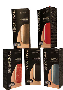 SensatioNail Gel Polish Color ~ Wide Selection to Choose From