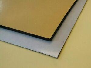 Foam Sheet Sponge Rubber Extra Sticky Self Adhesive Gaskets Seals