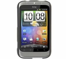 Black Case-Mate Cover hard back shell for HTC Wildfire S Barely There