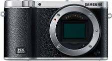 SAMSUNG NX3000 20.3MP DIGITAL CAMERA BODY ONLY - BLACK