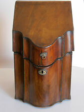 Antique Knife Box, Late 18th Century- Early 19th Century