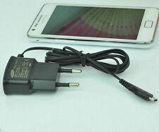 Micro USB EU Plug AC Wall Charger For Samsung Galaxy S2 S3 i9300 i9100 i9220 S
