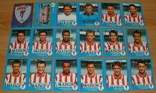 PANINI FOOT 96 AS CANNES COMPLET FOOTBALL SAISON 1995-1996 LA BOCCA