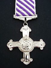 BRITISH ROYAL AIR FORCE RAF WWII GR1 DISTINGUISHED FLYING CROSS DFC MEDAL NEW!