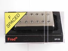 DiMarzio F-spaced Fred Humbucker W/Nickel Cover DP 153