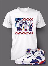 Pro Club Custom T Shirt To Match Air Jordan Tinker 7 Alternate Shoe Graphic Tee