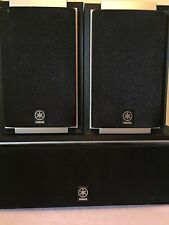 Yamaha Speaker Set ( 3PC )