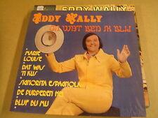 LP TELSTAR / EDDY WALLY - OH, WAT BEN IK BLIJ