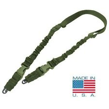 Condor CBT Tactical 2 Point Bungee Rifle Sling - OD Green #US1002