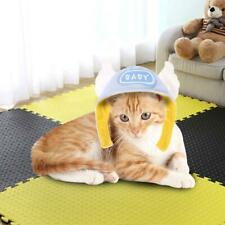 Funny Hat Pets Dog Cat Party Costume Angel Wings Cap Accessory Party Christmas