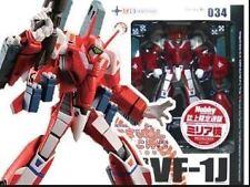 REVOLTECH # 034 VF-1J RED LMTD. KAIYODO REVOLTECH  A-7030 FREE SHIPPING