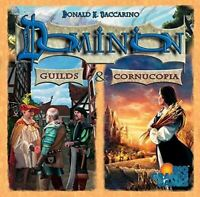 DOMINION CORNUCOPIA & GUILDS EXPANSION PACK FOR CARD GAME