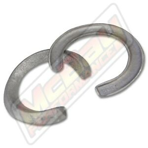 """1"""" Front Coil Spring Spacer Lift Kit Chevy II Mustang Eagle Javelin Cougar Capri"""