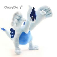 Lugia Game Anime Figure Soft Plush Toy kids Doll 11'' Teddy Birthday Gift