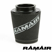 Ramair Performance Universal Induction Intake Custom Air Filter - 70mm ID OFFSET