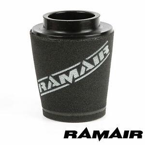 Ramair Performance Universal Induction Intake Custom Air Filter - 70mm ID OFFSET
