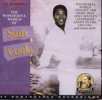 Sam Cooke Wonderful world of-20 remarkable recordings [CD]