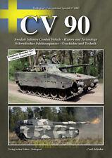 CV 90 Schwedischer Schützenpanzer Geschichte Technik Varianten Tankograd 8003