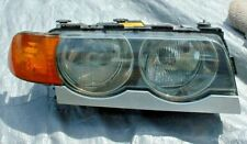 1999 BMW 740il, E38, Headlight assembly with turn light, Right