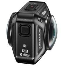 NEW! Nikon KeyMission 360 4K Action Camera Camcorder Waterproof Virtual Reality