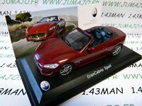 MAS12 voiture 1/43 LEO models : MASERATI collection : GranCabrio Sport