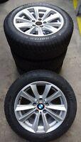 4 BMW Winterräder Styling 236 225/55 R17 BMW 5er F10 F11 6er F06 F12 6780720 TOP
