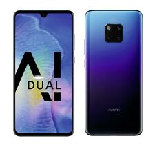 HUAWEI Mate 20 in Twilight Handy Dummy Attrappe - Requisit, Deko, Ausstellung