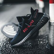 2017 ADIDAS YEEZY BOOST 350 V2 KANYE WEST BRED CORE BLACK RED NMD R1 CP9652 10