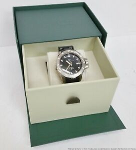Brand New Ball Wrist Watch Deepquest Chronometer Retail 4199 w Box and Papers
