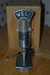 RCA 77 DX Microphone