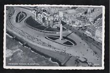 L@@K  Princess Parade Blackpool 1960's ? Postcard ~ SUPER IMAGE