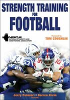 Strength Training for Football, Paperback by Nsca -national Strength & Condit...