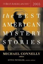 NEW - The Best American Mystery Stories 2003 (The Best American Series)