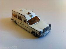 Norev Mini Jet - Mercedes Ambulance (1/64)