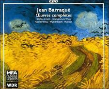Barraque: Complete Works (Oeuvres Completes) by