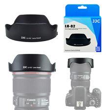 JJC Reversible Lens Hood for CANON EF 16-35mm f/4L 1:4 L IS USM Lens as EW-82