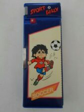 vintage stationery magnetic pencil case Sport Billy by kutsuwa 1981