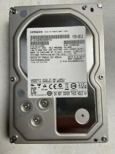 Hitachi HUA723030ALA640 (0F12456) 3TB 3.5 Inch 7200 RPM 6Gb/s SATA Hard Drive