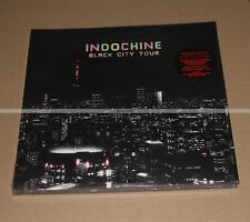 INDOCHINE - BLACK CITY TOUR 4 VINYLS - NEUF LIMITED EDITION - NEUF SCELLE