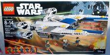 Lego Star Wars Rogue One 75155 Rebel U-Wing Fighter Jyn Erso Disney (MISB)