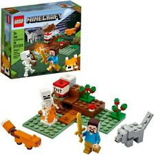 LEGO® Minecraft™ - The Taiga Adventure 21162 [New Toy] Brick
