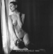 NUDE FEMALE PHOTO 8X10 B&W VINTAGE DKRM PRINT SIGNED ORIG 1993
