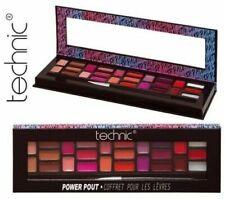 Technic Power Pout Lipgloss Collection Palette 23 colours