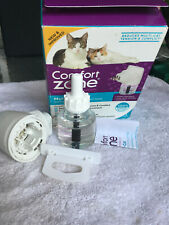 Comfort Zone Pheromone Multicat Calming Diffuser-1 Diffuser & 1 Refill-EB146