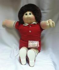 """Vintage 1983 25"""" Xavier Roberts Cabbage Patch Little Boy Alexander Casper w/ Tag"""