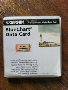 Genuine Garmin BlueChart Southwest SW Florida MUS011R Data Card Marine Chart